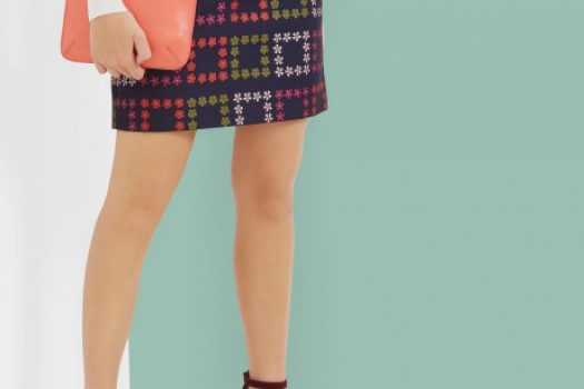 The Skirt that SOLD me on Mini's in the Office