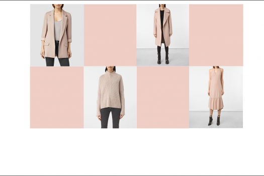 How to wear Pale Dogwood (Pantone Seasonal Color)