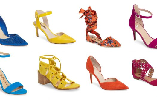 Spring Shoes with COLOR