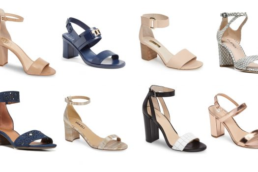 Spring Shoes – The BLOCK Sandal
