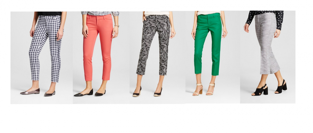 Ankle Pants Under $30