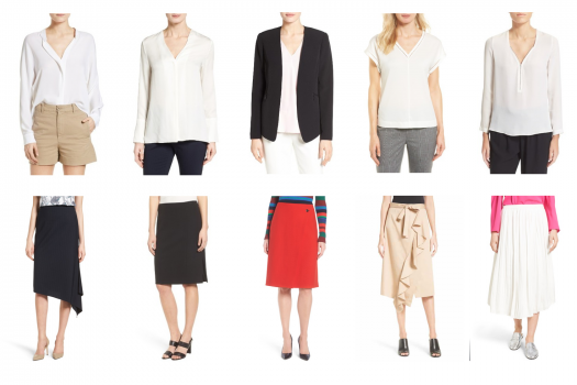 Work Wear Staples – Best of the Rest (Nordstrom Half-Yearly Sale)