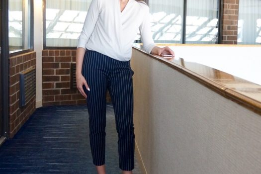Styling Casual Friday (and Beyond)