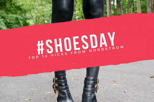 Shoesday (the Nordstrom Edit)