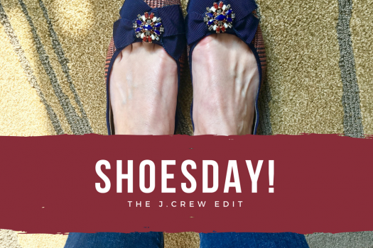 Shoesday (The J.Crew Edit)