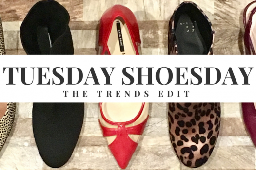 Shoesday: The Fall Trends Edit