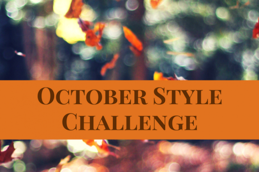 October Style Challenge