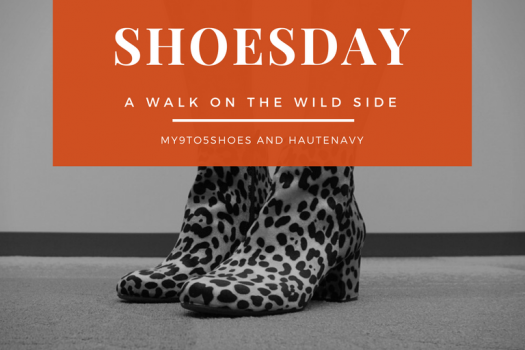 Tuesday Shoesday (A Walk on the Wild Side)