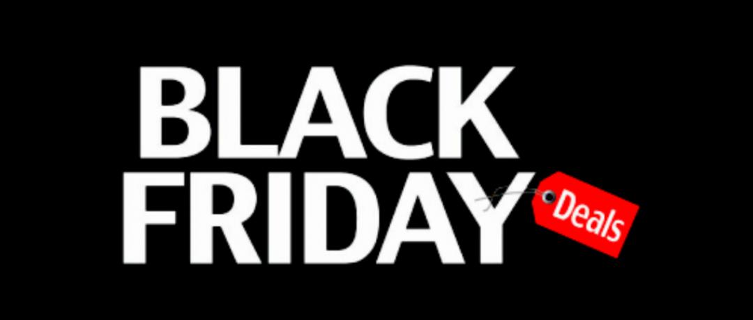 Black Friday Deals (through Cyber Monday)
