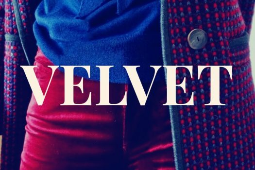The 3 Velvet Trends I'm Loving (and how to style them)