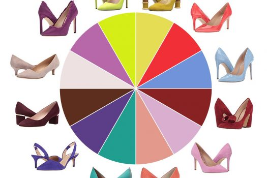 Tuesday Shoesday – Color Trends for 2018