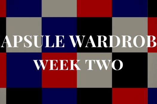 Winter Capsule Wardrobe Week 2 – My Outfits