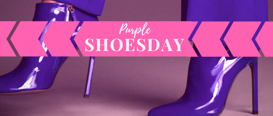 Purple Shoesday