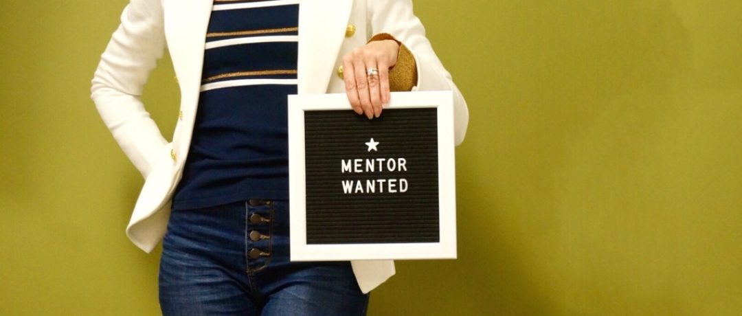 Mentor Wanted