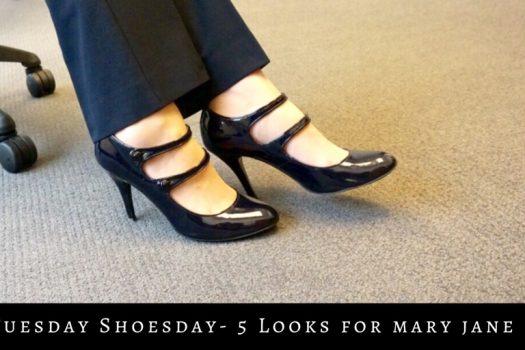 5 Stylish Looks for Mary Jane Shoes