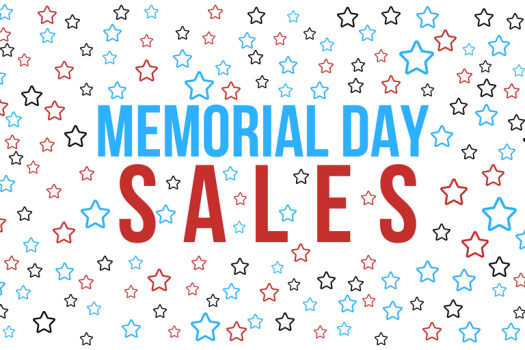 Memorial Day Sales (and what to buy)