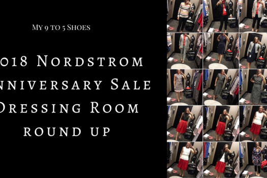 2018 Nordstrom Anniversary Sale: Dressing Room Round Up