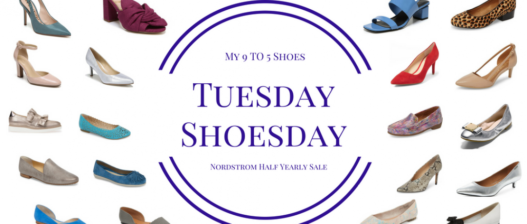 Nordstrom Half Yearly Sale Shoesday Edit