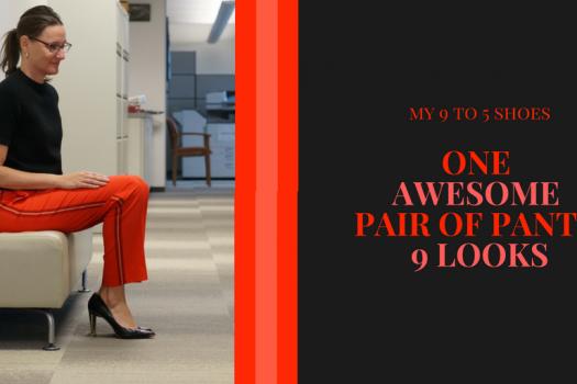One Awesome Pair of Rag & Bone Pants; 9 Looks