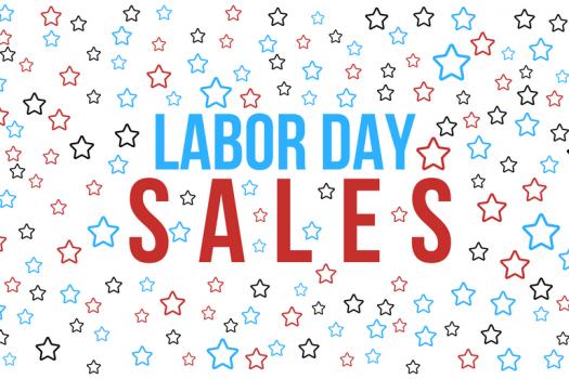 Labor Day Sales Round Up