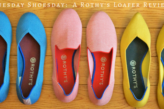 My Rothy's Loafer Review