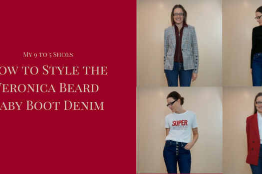 How to Style the Veronica Beard Baby Boots