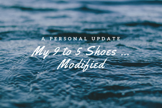 My 9 to 5 Shoes … Modified