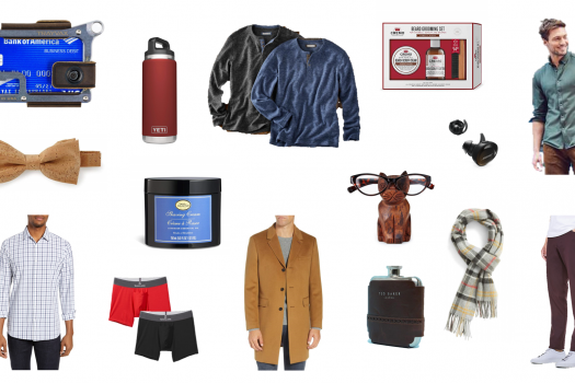Gifts for Him: A Holiday Gift Guide