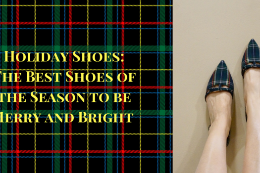 Holiday Shoes: The Best Shoes of the Season to be Merry and Bright