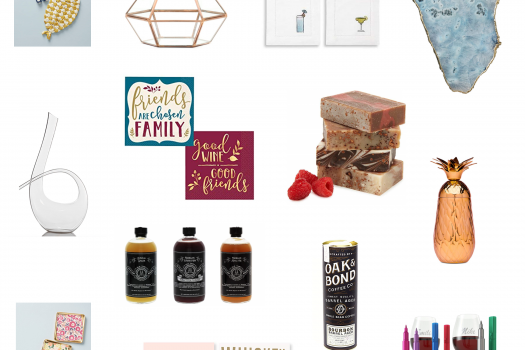 Hostess Gifts Holiday Gift Guide