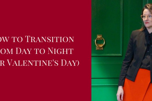 How to Transition from Day to Night (for Valentine's Day)