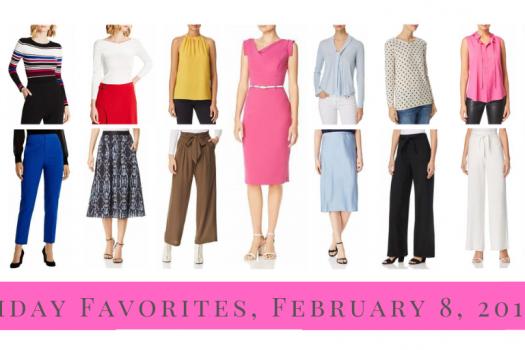 Friday Favorites – February 8, 2019