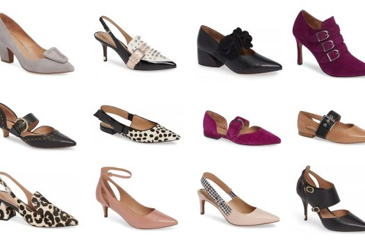 Shoesday with Linea Paolo (Round Deux)
