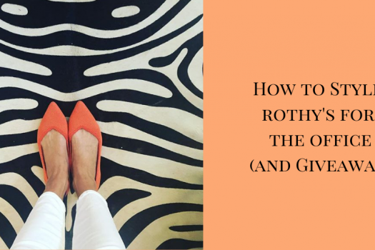 How to Style Rothy's for the Office (and beyond)
