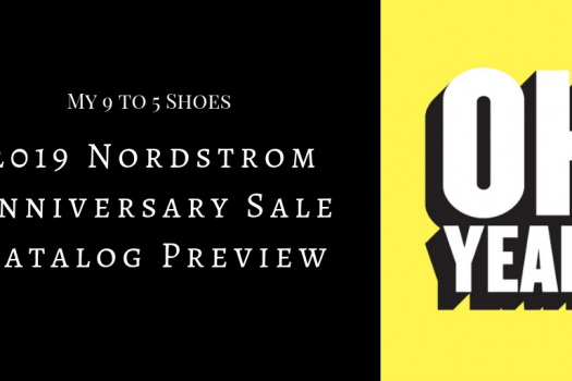 Nordstrom Anniversary Sale 2019:  First Look