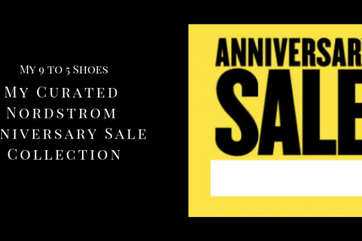 My Curated Nordstrom Anniversary Sale Collection