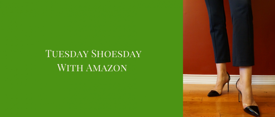 Tuesday Shoesday with Amazon