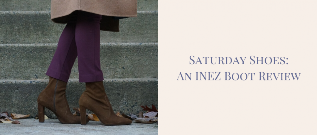 An INEZ Boot Review