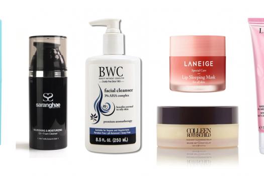 Skincare Top 10