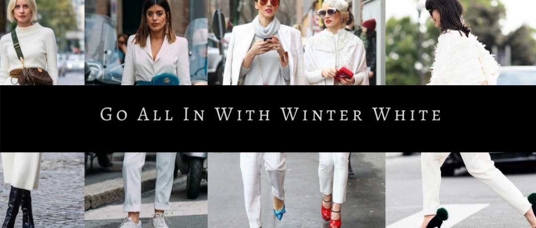 All in With Winter White