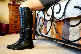 Rainy Day OTK Boots by Stuart Weitzman