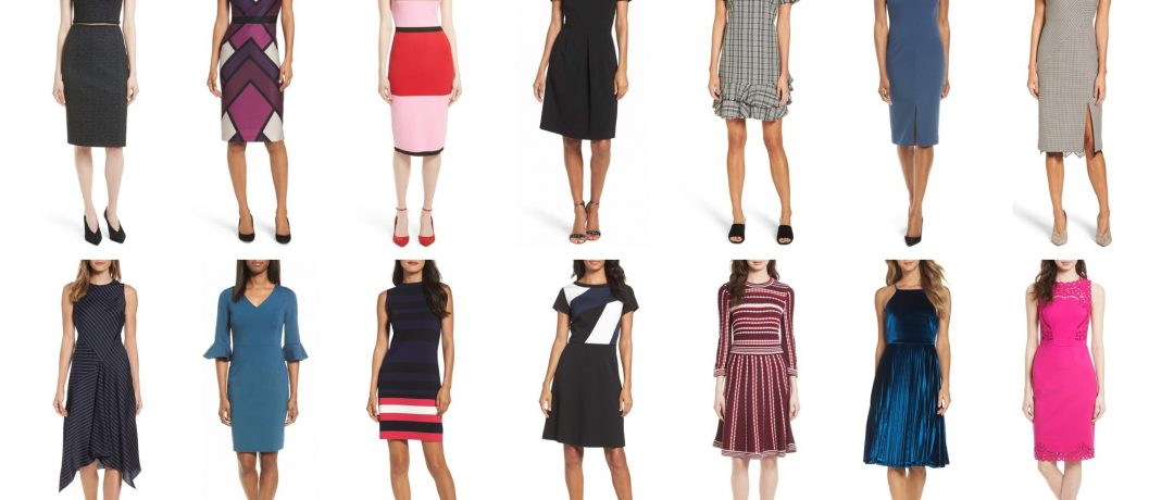 Nordstrom Anniversary Sale Dress Roundup