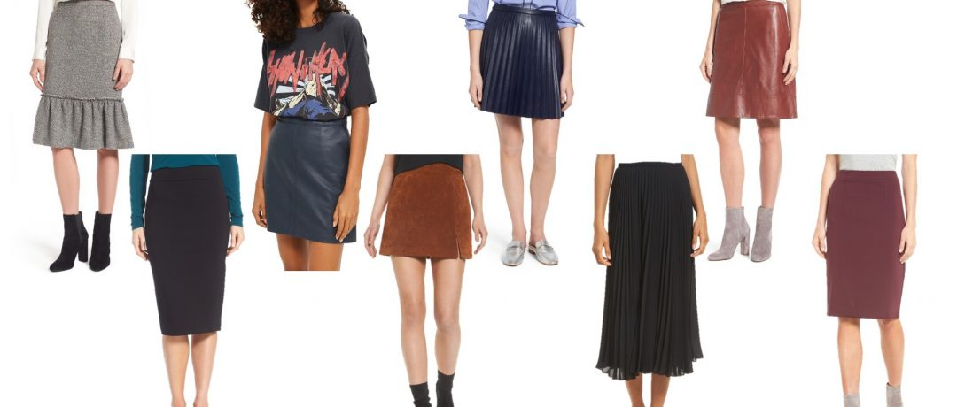 Nordstrom Anniversary Sale Skirt Roundup and Review
