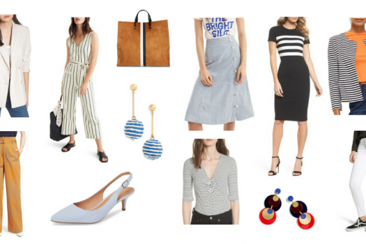 Spring Stripes Round Up
