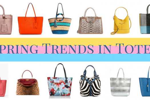 The New Trends in Totes