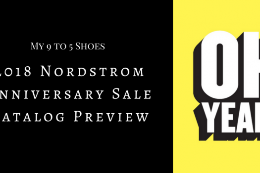 2018 Nordstrom Anniversary Sale Catalog is HERE!!!