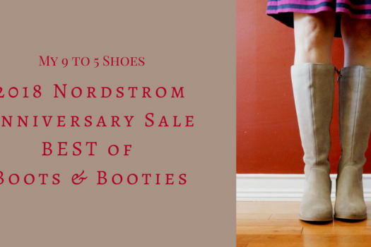 Nordstrom Anniversary Sale: Best Boots (And Booties)