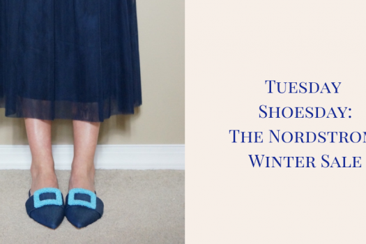 Tuesday Shoesday:  Nordstrom Winter Sale