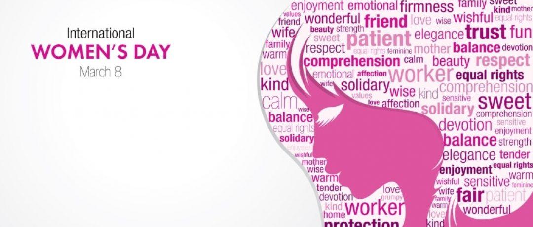Friday Favorites – March 8, 2019 (International Women's Day)