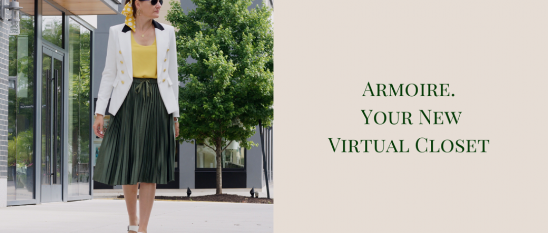 Armoire – Your New Virtual Closet